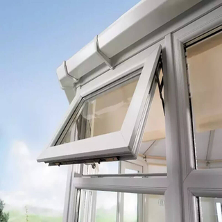 Factory High Quality Aluminium Frame Awning Glass Window