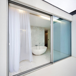 2018 New Sliding Glass Shower Door for Bathroom with Float Glass