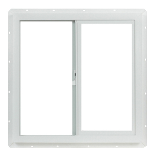 Stylish Design Sliding Window with Waterproof Function for Aluminum Sliding Window of Hotel Home